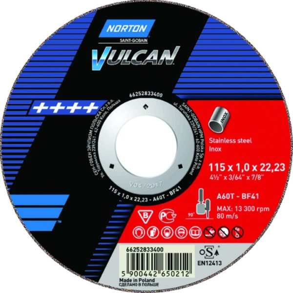 Norton-Vulcan-INOX-Cut-Off-Discs