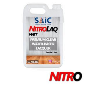 NitroLaq Premium Clear Floor Lacquer